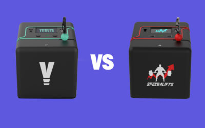 Comparación encoder Vitruve VS Speed4lifts