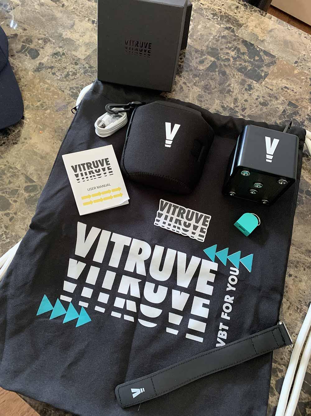 Unboxing Vitruve