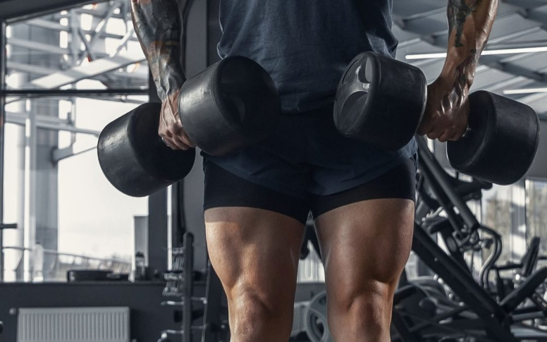 How to train to gain muscle mass?