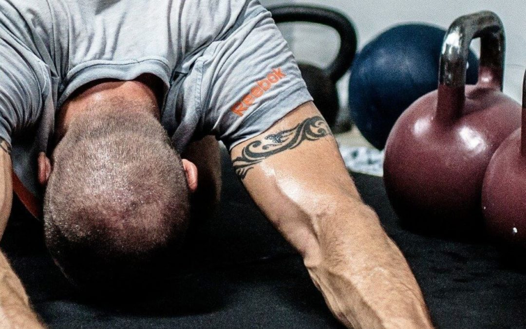 Warm up exercise guide for athletes