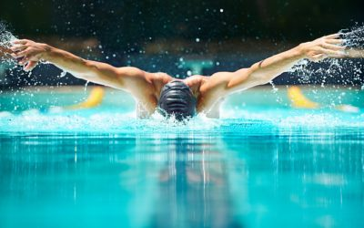Swimming Pool Training for Swimmers and Athletes
